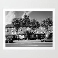 Dublin (RR 143) Art Print