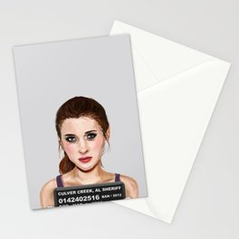 Banned Books Mugshots: Alaska Stationery Cards