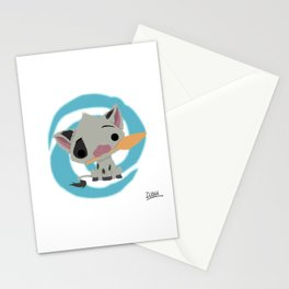 Pua the Pig Stationery Cards