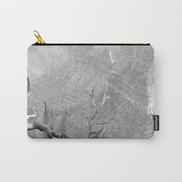 Black and white Grand Canyon Carry-All Pouch