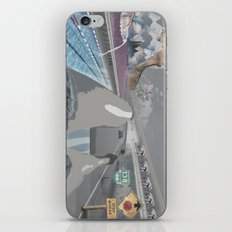 Perspective  iPhone & iPod Skin