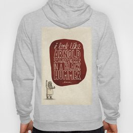 Action Bronson; What Rappers Say Series 1/8 Hoody