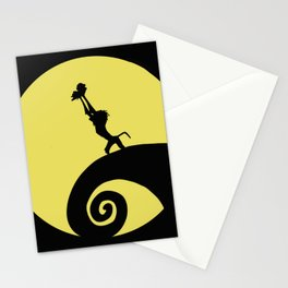 The Nightmare before the Lion King Stationery Cards
