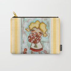 Smells like Spring - by Diane Duda Carry-All Pouch
