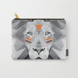 Boho poly lion Carry-All Pouch