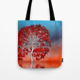 morning time somewhere -1- Tote Bag