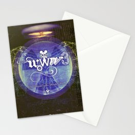 The World After World War 3 Stationery Cards