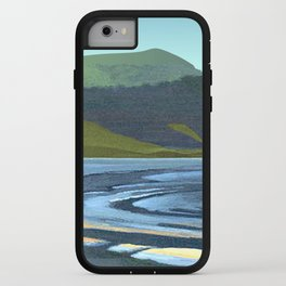 Low Tide, Late Evening iPhone Case