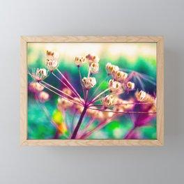 Carussell Naturell Framed Mini Art Print
