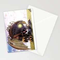 Bioshock Infinite: The SongBird Stationery Cards