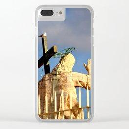 amen Clear iPhone Case