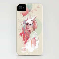 Sweet Party Slim Case iPhone (4, 4s)