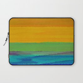 Fallout Sunrise Laptop Sleeve