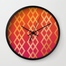 Duskube Wall Clock