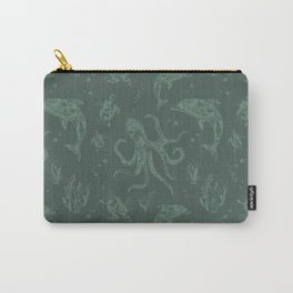 Shafted Sea Carry-All Pouch