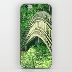 follow me  iPhone & iPod Skin