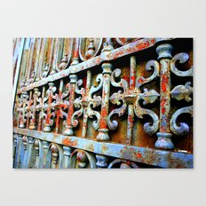 Gated Canvas Print