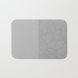 Two Lines Bath Mat