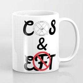 Cos & Eft Coffee Mug