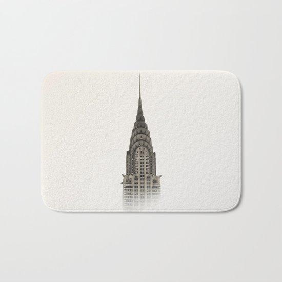 Chrysler Building - NYC Bath Mat
