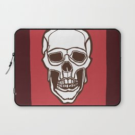 Mannequin of Death (red palette) Laptop Sleeve