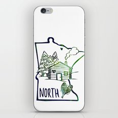 Northland Love iPhone & iPod Skin