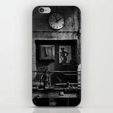 Old Factory 1 iPhone Skin