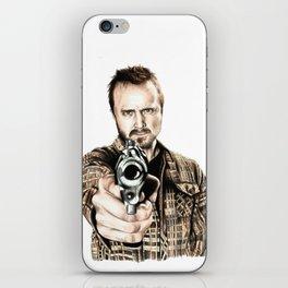 Jesse iPhone Skin