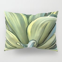 Tropical Agave Pillow Sham