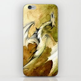 Wyvern Ascent iPhone Skin