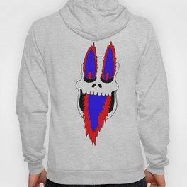fire skull Hoody