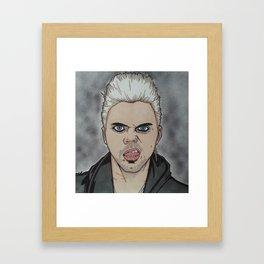 Vince Kidd Framed Art Print