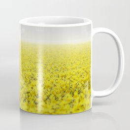 Narcissus field #4 Coffee Mug