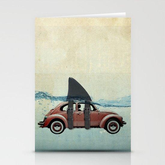 VW soup Stationery Cards