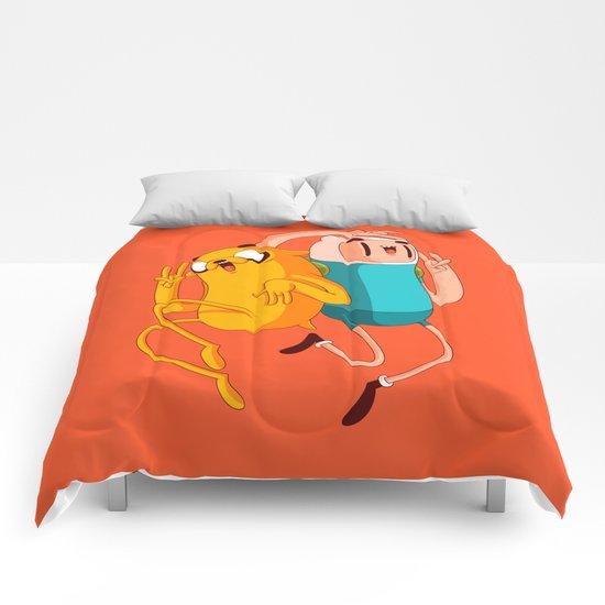 Finn & Jake Comforters