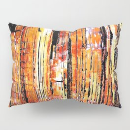 Golden town Pillow Sham
