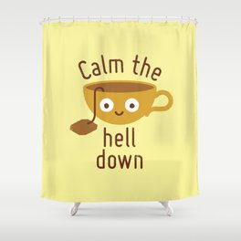 Anxietea Shower Curtain
