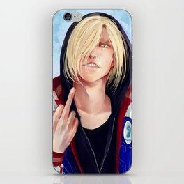 YOI -Yurio iPhone Skin
