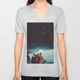 We Have Been Promised Eternity Unisex V-Neck