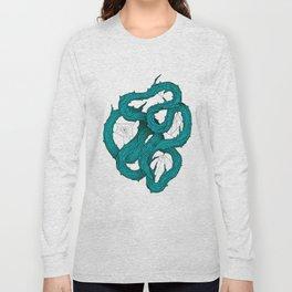 wood knot Long Sleeve T-shirt