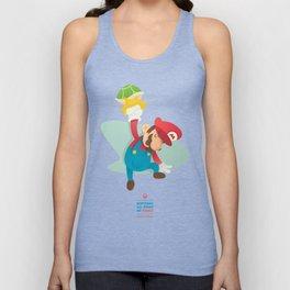 Mario | Nintendo All-Stars #5 Unisex Tank Top