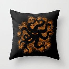 Azathoth Throw Pillow