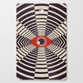 The All Gawking Eye Cutting Board