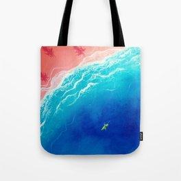 Kay-atching Waves Tote Bag