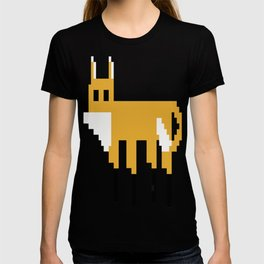 8 Bit Fox T-shirt