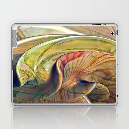 Twist of Color Laptop & iPad Skin