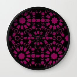 Gothic Arabesque Wall Clock