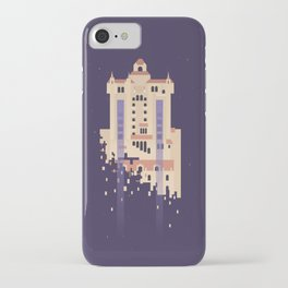 The Hollywood Tower Hotel iPhone Case