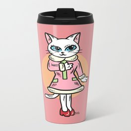 Dress up Metal Travel Mug
