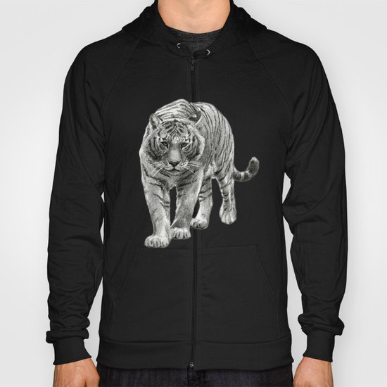 Walking Tigress SK088 Hoody